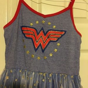 Costumes - Wonder Woman Little Girls Dress Size 10-12